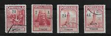 E6652 Portugal Timor Used Stamps