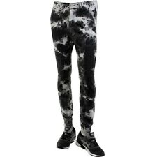 $79.99 Golden Denim Marathon Tie Dye Pants (black / gray) Gdsu14-002