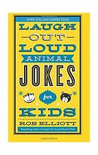 Laugh-Out-Loud Animal Jokes for Kids Free Shipping