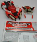 Override GTS 100% Complete Deluxe Cybertron Transformers