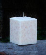 Rose Square Decorative Candles