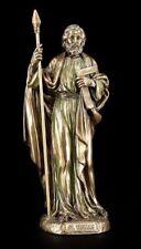Heiliger Thomas Figur - Apostel - Heiligenfigur Veronese Ikone christlich Deko