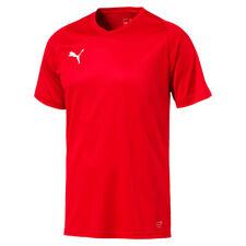 Puma Liga Jersey Core Shirt Sport Fitness kurzarm Polyester