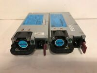Lot of 2 HP DL385 G7 G8 POWER SUPPLY 499250-201 460W HSTNS-PL14  511777-001