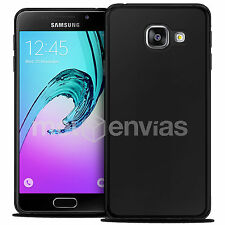 Funda SAMSUNG GALAXY A3 A310 (2016) GEL TPU LISO carcasa flexible Colores Varios