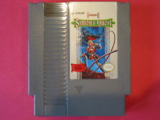CASTLEVANIA II TWO 2 SIMON'S QUEST NINTENDO GAME NES HQ