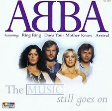 Abba: the Music still goes on/CD (Spectrum Music 551 109-2)