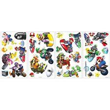 MARIO KART WII 34 stickup Nintendo Luigi Donkey Kong decal  sticker scrapbooking