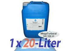 Aral Mega Turboral 10W-40  20 liter Eimer MB-Freigabe 228.5 • MAN M 3277