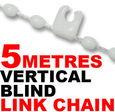 5 metre NEW VERTICAL BLIND LINK CHAIN - window curtain
