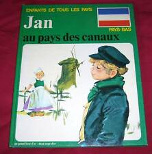 JAN AU PAYS DES CANAUX / ELISA PIROLA CANEVA