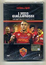 I MITI GIALLOROSSI - I MIGLIORI MEDIANI # Corriere dello Sport - AS Roma - DVD
