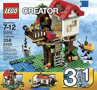 LEGO Creator - Rare - Creator Tree House 31010 - New & Sealed