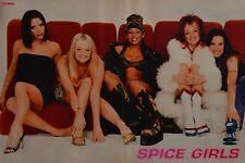 SPICE GIRLS - A3 Poster (ca. 42 x 28 cm) - Clippings Fan Sammlung NEU