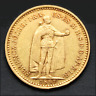 Pièce Or 10 Couronnes Hongrie Années Variées 1892 1915 Hungary Gold Coin