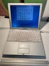 Apple iBook 30,5 cm (12 Zoll) Laptop mit WLAN!.