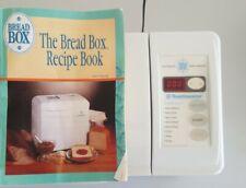 Toastmaster Bread Box 1154 Automatic Bread Maker