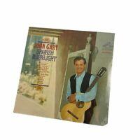 """LP Vintage Vinyl Record by John Gary """"Spanish Moonlight"""" """"Still Sealed"""" New"""