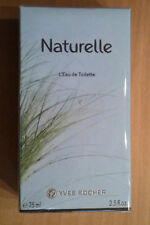 Yves Rocher NATURELLE  Eau de Toilette, 75 ml, NIB, EXP: 2022