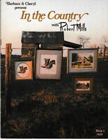 In the Country with Robert Mills Cross Stitch | Barbara & Cheryl 6