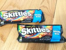 2-Limited Edition Sweet Heat Skittles 3.3 oz Share Size Discontinued
