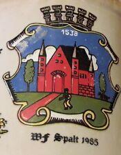 Bierkrug ; Steinzeug ; Brauerei - Spalt ; 1955 ;