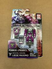 Transformers Power of Primes Liege Maximo in Skullgrin Armor Prime Master Grey