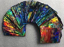 New Pokemon TCG : 100 FLASH CARD 20 MEGA+80 EX CARDS NO REPEAT LOT RARE US Stock