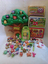 Moshi Monsters Massive Bundle Job Lot Tree House Magazines Figures Reward Chart