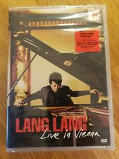 Lang Lang Live in Vienna Italy by Lang Lang Piano Pianist Brand New