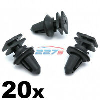20x BMW Door Entry Sill Moulding Plastic Trim Clips- 07147074343