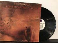 The Moody Blues – To Our Children's Children's Children LP 1969 Threshold – THS1