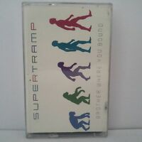 Supertramp - Brother Where You Bound (Cassette Audio - K7 - Tape)