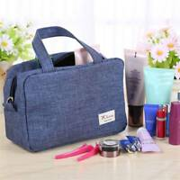 Travel Cosmetic Makeup Bags Wash Toiletry Case Organizer Storage Hanging Pouch