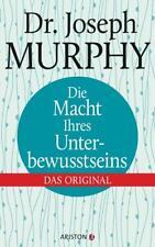 Die Macht Ihres Unterbewusstseins von Joseph Murphy (2016, Gebundene Ausgabe)