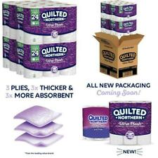 Quilted Northern Ultra Plush Toilet Paper, Pack Of 48 Double Rolls (Four 12-rol