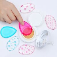 Silisponge Silicone Gel Powder Puff Sponge Cosmetic Makeup Beauty Foundation