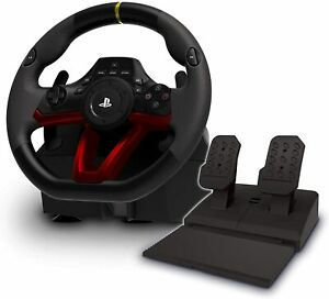 Hori Steering Wheel Apex Connection Wireless Bluetooth PS4/PC Function Vibe