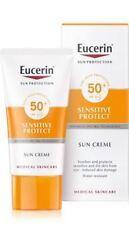Eucerin Sun Creme Sensitive Protect Spf 50+ 50ml n