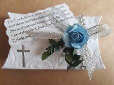 Mandeln  Gastgeschenke Taufe Hochzeit Kommunion 5 Mandeln und Spruch