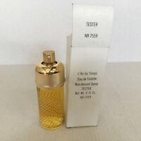 Vintage L Air du Temps toilette Nina Ricci non aerosol spray tester bottle
