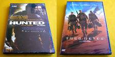 TRES REYES / HUNTED La presa - Three Kings / The Hunted DVD R2 - Precintada