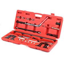 Pro Cylinder Head Service Set Valve Spring Compressor Removal Installer Tool Kit