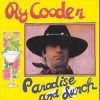 Ry Cooder : Paradise and Lunch CD (1974) ***NEW*** FREE Shipping, Save £s