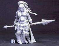 1x VANJA GEANT FEU - BONES REAPER figurine miniature huge giant fire queen 77613