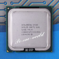 Intel Core 2 Q9300 Q9400 Q9450 Q9500 Q9505 Q9550 Q9650 LGA775 Processor CPU