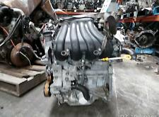 NISSAN TIIDA ENGINE PETROL, 1.8, MR18, C11, 09/04-11/12 04 05 06 07 08 09 10 11