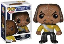 Star Trek The Next Generation Worf Funko Pop Television Vinyl Figure 10 Cm