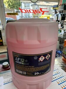 ANTIFREEZE RED 20 LTR CONCENTRATED Red AntiFreeze Coolant Concentrated Winter