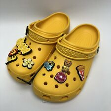 Crocs X Justin Bieber Drew House Classic Clog Size 6M 8W